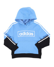 Adidas - Colorblock Pullover Hoodie (8-20)-2436838