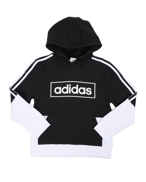 Adidas - Colorblock Pullover Hoodie (8-20)