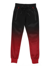 Track Pants - Dip Dye Joggers (8-20)-2439247