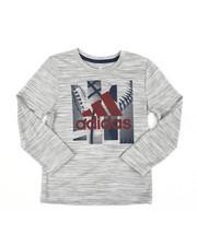 Adidas - Long Sleeve Multi Sport Bos Tee (2T-4T)-2436305