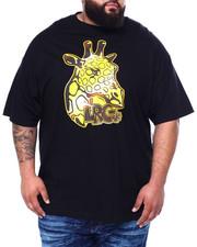 LRG - Gold Giraffe S/S Tee (B&T)-2424147