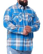 Men - Long Sleeve Flannel (B&T)-2439391