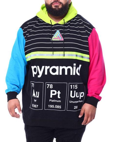 Black Pyramid - Pyramid Elements Hoody (B&T)