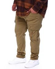 Pants - Taper Cargo w/ Zip Pocket (B&T)-2439344