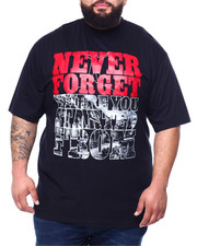 Big & Tall - Never Forget S/S Tee (B&T)-2428518