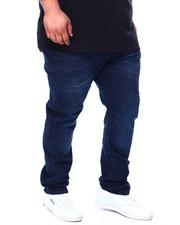Jeans & Pants - Belted Moto Denim Jean (B&T)-2386292