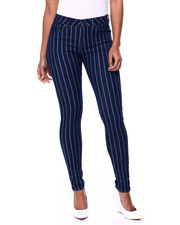 Jeans - Stripe 5 Pocket Skinny Jean-2439451