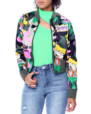 Outerwear - Rugrats Camo Bomber Jacket-2441619