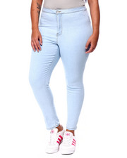 Jeans - HI Rise Super Stretch Jean (Plus)-2442050