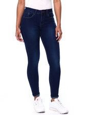 Bottoms - Mid Rise Skinny Jean-2438057