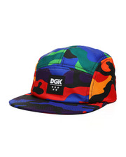 DGK - Ultra Camo 5-Panel Strapback Hat-2441167
