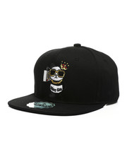 Hats - Boombox Bear Snapback Hat-2439153