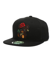 Hats - Money Bear Snapback Hat-2439159