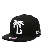 Hats - Palm Tree Snapback Hat-2437134