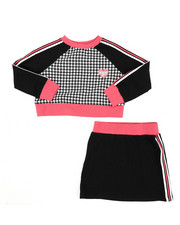 Sets - Kristin Sweatshirt & Skirt Set (4-6X)-2437452