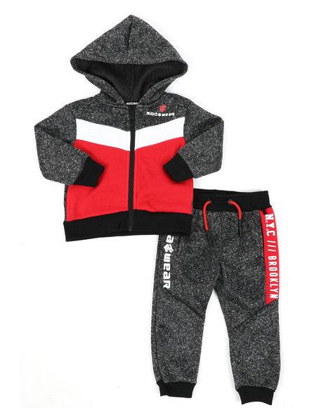 Rocawear - 2Pc Fleece Set (Infant)