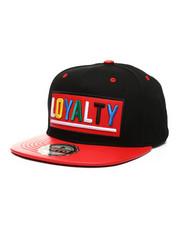 Buyers Picks - Loyalty PU Patch Snapback Hat-2439122