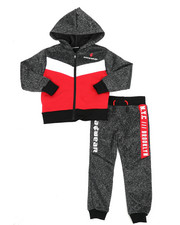 Boys - 2Pc Fleece Set (8-20)-2437491