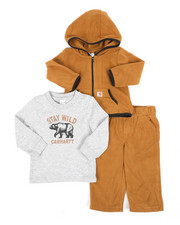Boys - CIB 3Pc Jacket Gift Set (Infant)-2439928