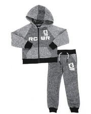 Boys - 2Pc Fleece Set (4-7)-2437468