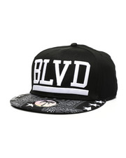Hats - Blvd Snapback Hat-2437375