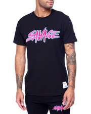 Hudson NYC - Savage Slash Emboidered Tee-2442009