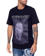 Hudson NYC - Savage Panther Stones Shirt-2442173