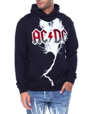 Hudson NYC - AC DC Lighting Stones Hoody-2442142