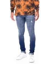 Kuwalla - Distressed Ombre Denim-2442272