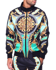 Hudson NYC - Never Baroque Track Jacket-2442122