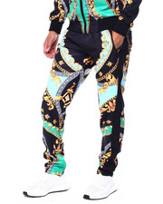 Hudson NYC - Never Baroque Track Pants-2442193
