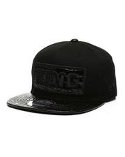 Hats - King PU Patch Snapback Hat-2439112