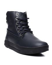 Nautica - Garren Lace-Up Smooth Boots-2442470