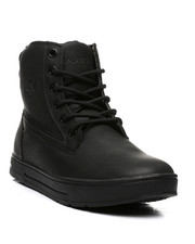 Nautica - Garren Lace-Up Smooth Boots-2442462