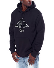 BLVCK - ALL TREE PULLOVER HOODIE-2443067