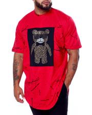 Short-Sleeve - S/S Tee Teddy Bear Sips (B&T)-2443287
