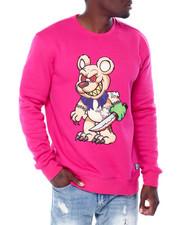 Hudson NYC - Evil Hand Bear Crewneck Sweatshirt-2442989