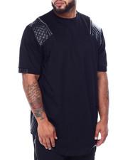 Short-Sleeve - S/S PU W/Zips (B&T)-2443351
