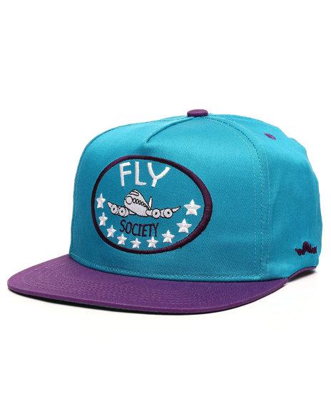 Fly Society - Airplane High Snapback Hat