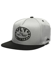 Fly Society - Airplane High Snapback Hat-2438243