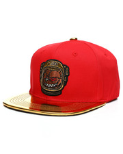 Hats - Metallic Astro Bear Snapback Hat-2439147