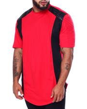 Short-Sleeve - S/S PU W/Mesh + Moto (B&T)-2443381