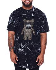 Big & Tall - S/S Tee Teddy Bear Sips (B&T)-2443327