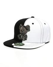 Buyers Picks - Color Block Bear Snapback Hat-2439175