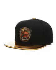 Hats - Metallic Astro Bear Snapback Hat-2439146