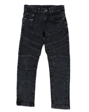 Boys - Skinny Stretch Moto Jeans (8-18)-2442516