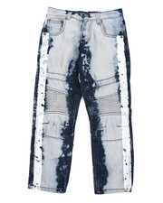 Boys - Moto Denim Jeans (4-7)-2442538
