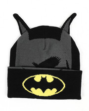 Fashion Lab - Batman Ski Mask Beanie (Unisex)-2442803