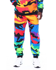 DGK - Ultra Fleece camo Pants-2442716