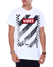 Buyers Picks - Vibes Chenille Patch Tee-2443686